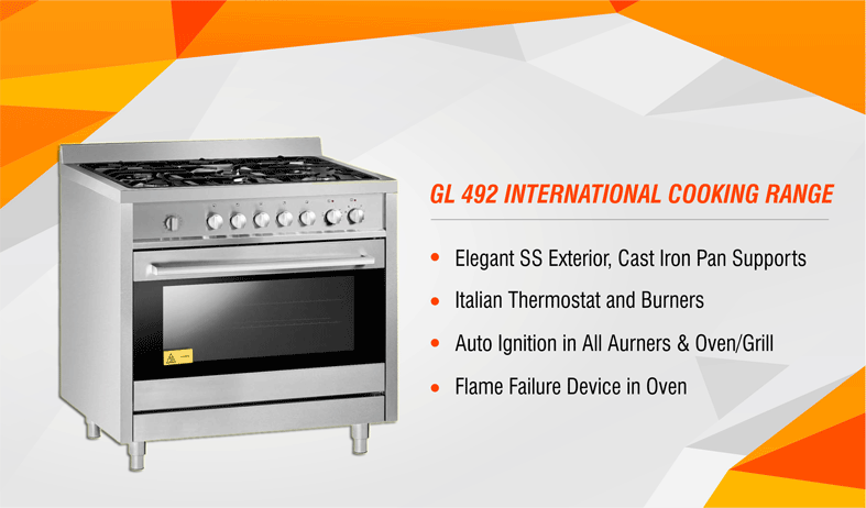 Glen Kitchen Appliances